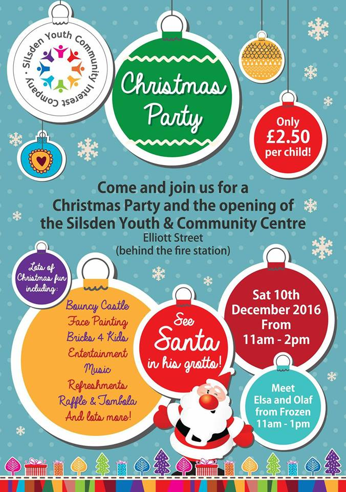 Silsden Youth & Community Centre open day